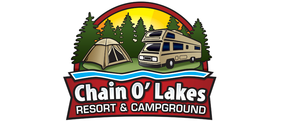 The New Chain O' Lakes Website