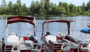 Chain O' Lakes Pontoon Rentals