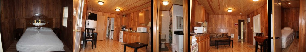 Chain O' Lakes Deluxe Cabin