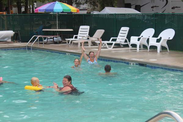The CHain O' Lakes Pool