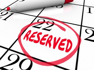2016 Reservations Now Open